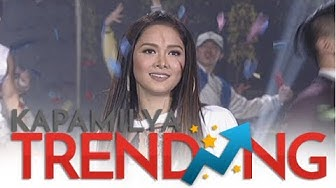 Dance Royalty Maja Salvador rules the stage with fierce and electrifying moves!