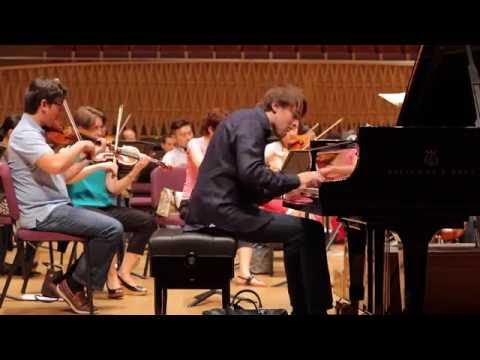 Trifonov and Prokofiev in Shanghai