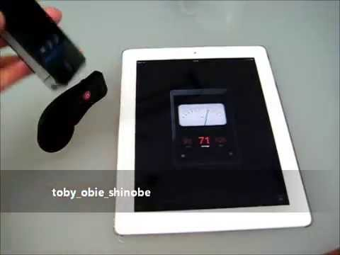 Apple iPhone 4/4S Analogue Speaker dock - NO Battery required!!