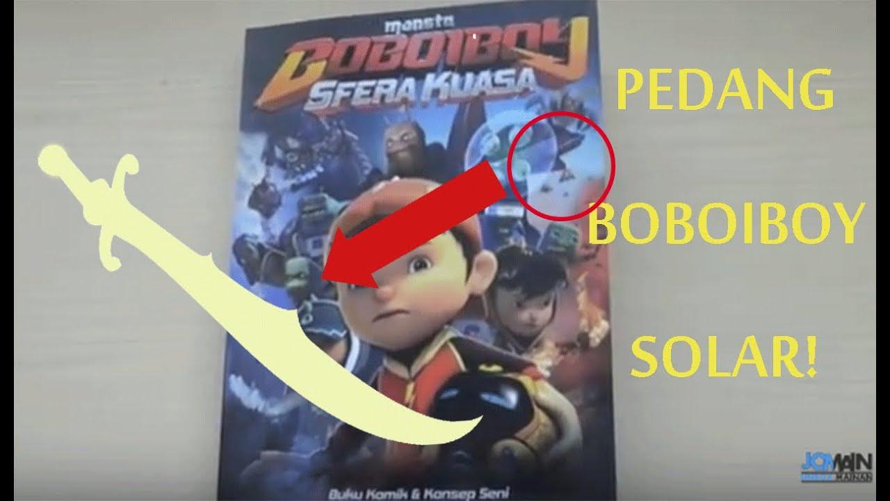 78 Terbaru L Boboiboy Daun Vs Boboiboy Kegelapan Youtube Pedang