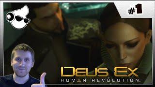 Deus Ex: Human Revolution - прохождение, обзор Часть 1