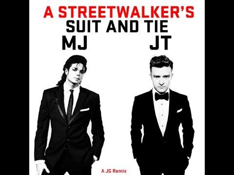 A Streetwalker&39;s Suit & Tie  Remix - Michael JacksonJustin Timberlake Mash-Up