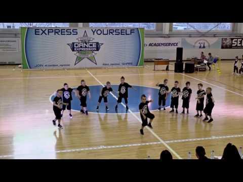 BOYS  - III МЕСТО - ПЕРВЫЕ ШАГИ - ЧЕМПИОНАТ DANCE EXPRESSION 2016