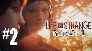 HE GOT HIS A$$ KICKED FOR ME!!!! ( Life Is Strange - Episode 1 Part 2 )
