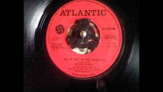 Wilson Pickett - Get Me Back On Time, Engine No.9
