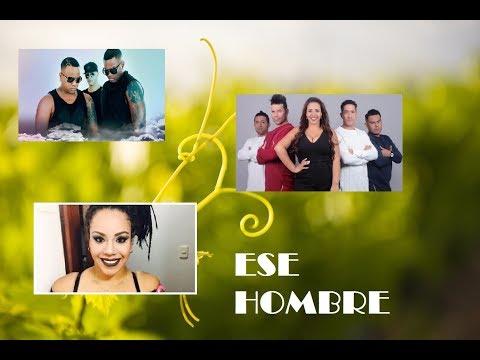 ESE HOMBRE (LETRA) LOS BARRAZA FEAT. LOS 4
