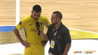 Libertadores da América de Futsal - Boca Juniors (Argentina) x Colo Colo (Chile)