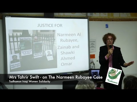 Tahrir Swift on Human Rights Crisis in Iraq