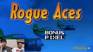 Bonus Pixel: Rogue Aces