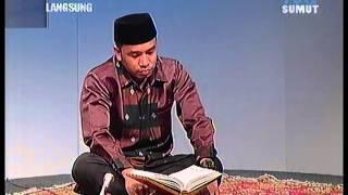 Darwin Hasibuan TVRI SUMUT 2 Ramadhan 1434 H