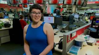 CBC News Network Ian Hanomansing speaks with a Fort McMurray evacuee to see how she's doing