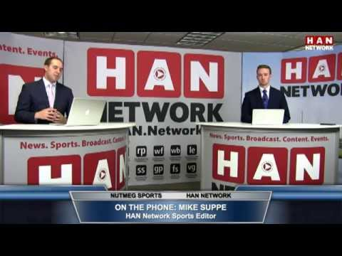 Nutmeg Sports: HAN Connecticut Sports Talk 11.15.16