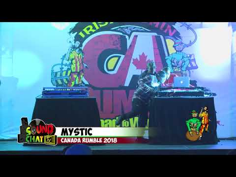From Start to Finish Full Video of Canada Rumble 2018 Sound Clash