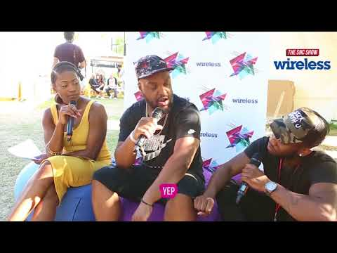 Wireless TV | Donae'o interview | 2017