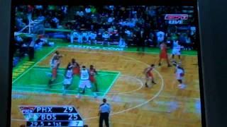 Phoenix vs Boston Thumbnail