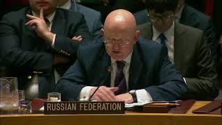 Выступление В.А.Небензи на заседании Совета Безопасности по ситуации в Ливии(, 2017-11-16T17:19:01.000Z)