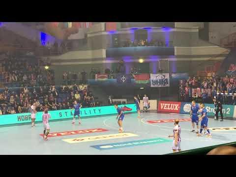 БГК МЕШКОВА - МОТОР Гандбол Лига Чемпионов 2019 Начало матча