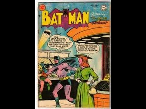 Review of Batman Issue 79 (1953) Bob Kane and Bill Finger