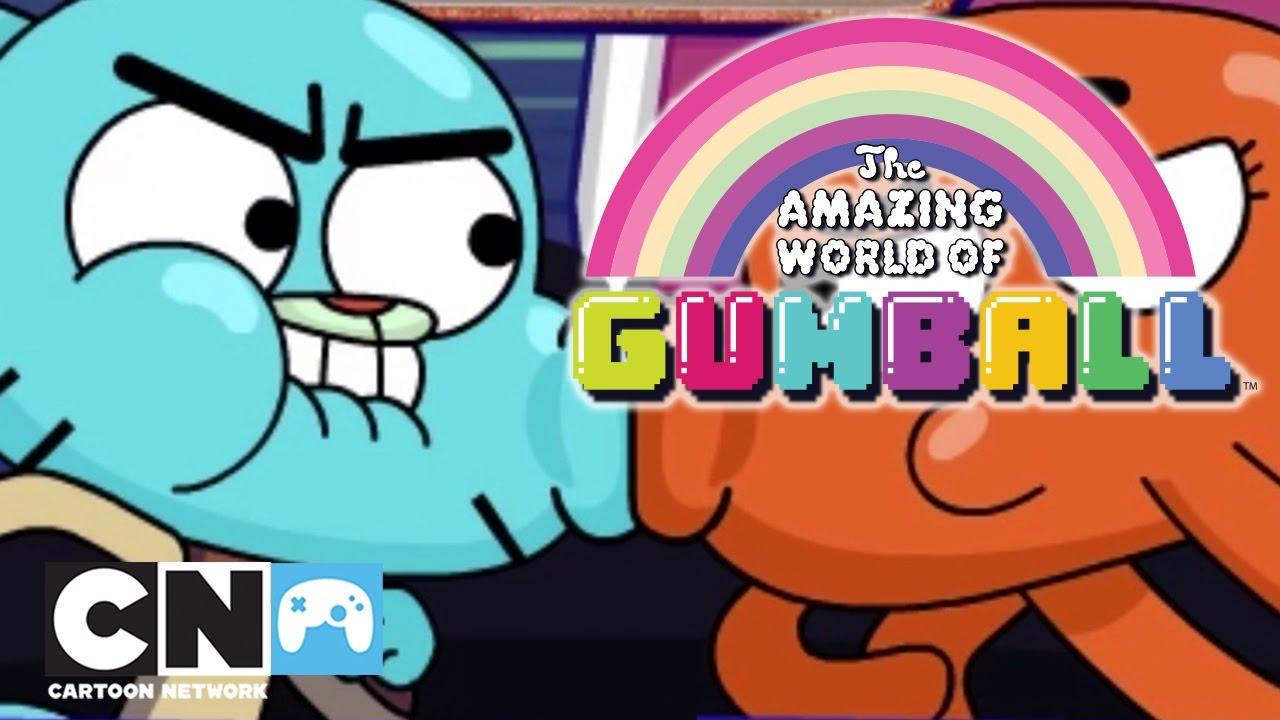 Juegos De El Asombroso Mundo De Gumball Jugamos A Los