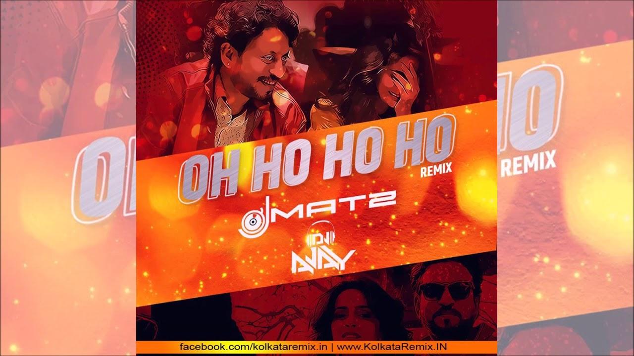 Oho Ho Ho Ho Remix | Dj Matz | Dj Ajay