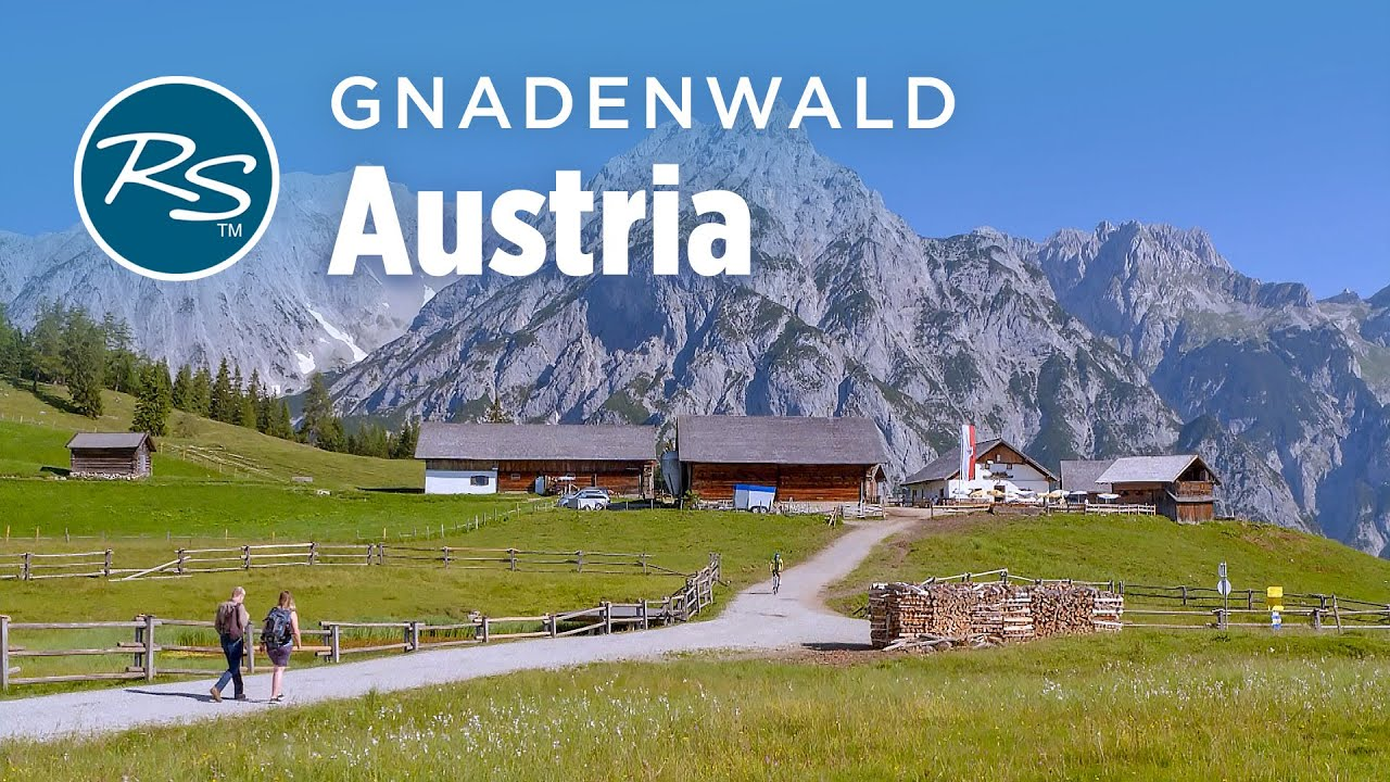 Gnadenwald, Austria: The Walderalm Farm