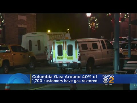 Columbia Gas To Begin Restoring Service To Nearly 1,700 Homes