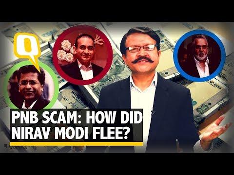 PNB Scam: How Do Swindlers like Nirav Modi Find Escape?   The Quint