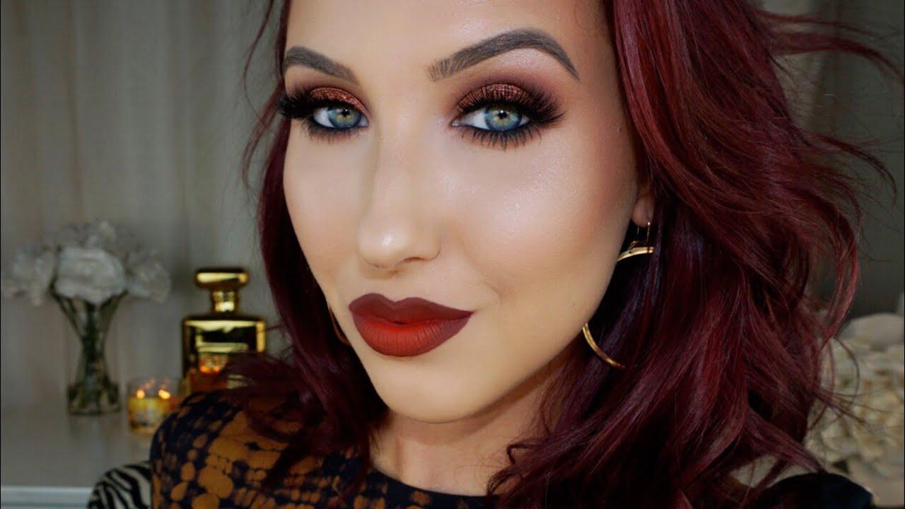 Morphe 35O Makeup Tutorial | Jaclyn Hill