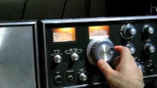 OLD RIG  TS-510 (TRIO) MON 7MHZ