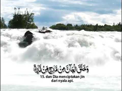 Ini Maharku Untukmu (Surat Ar Rahman)