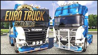 Euro Truck Simulator 2 MP w/ DaSquirrelsNuts - PL to FR - Part 3