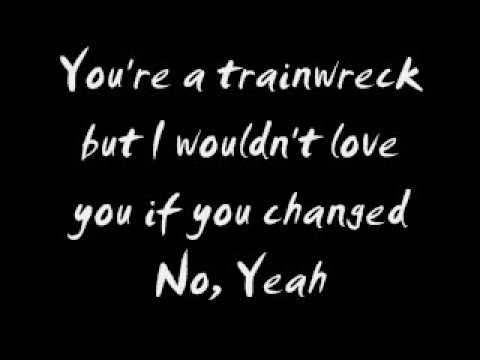 Trainwreck- Demi Lovato Lyrics