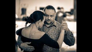 Урок аргентинского танго в Buenos Tangos (август 2017)