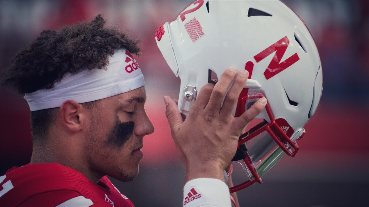Nebraska's Freshman QB Adrian Martinez |The Journey|