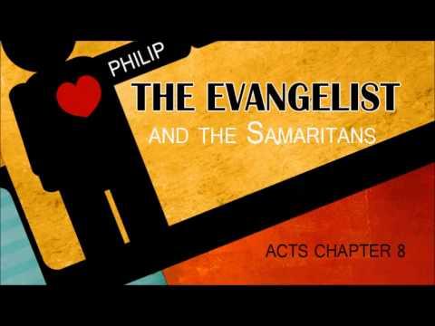 Philip and the Samaritans - Are the Samaritans Jews?