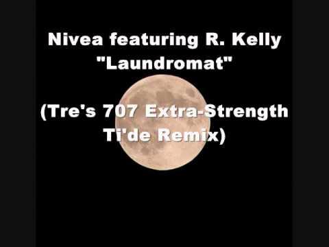 "Nivea f/ R. Kelly — ""Laundromat (Tré's 707 Extra-Strength Ti'de Mix)"""