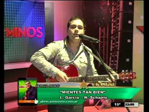 """Download Franco Moray """"Mientes tan bien"""" - Abrecaminos Sexta Edición """"La Final"""""""
