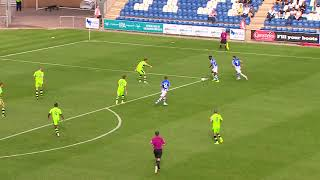 Colchester v Forest Green Rovers
