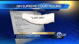 Payday Loans Ruling