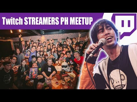 TWITCH STREAMERS PARTY!