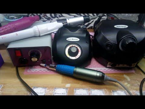 Drill para uñas...cual es mejor? como funcionan? cuanto cuesta? / nail drill