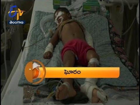 Telangana | 11th August 2017 | ETV 360 8 PM News Headlines