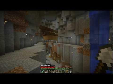 Minecraft: The Mole Survivor - EP. 43 Floating Garden Shed