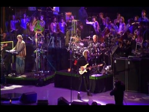 Yes Symphonic in Philadelphia August 21, 2001 (with orchestra rehearsal)