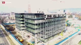 Matrix Office Park - Complete Construction - Aerial footage