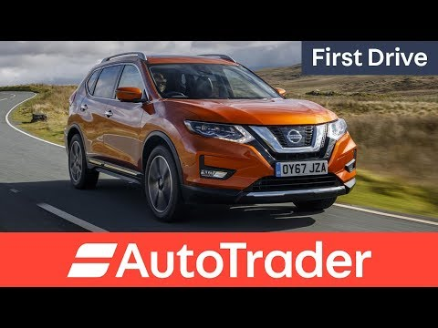 Nissan X Trail first drive review