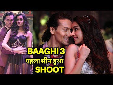 Tiger Shroff और Shraddha Kapoor की फिल्म Baaghi 3 की शूटिंग हुई शुरू Mp3