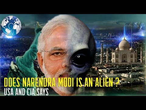 ALIENS are Visiting INDIA from Long Time says USAs CIA
