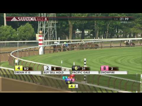 Dream It Is - 2017 Schuylerville Stakes