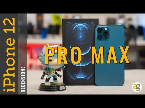 Recensione iPhone 12 PRO MAX